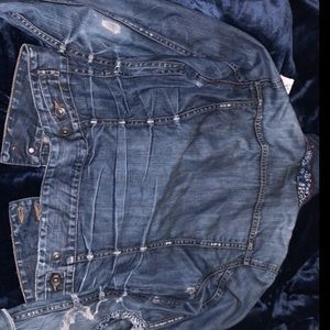 Lucky brand jean jacket